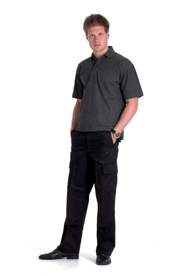 UC904 Uneek Cargo Trousers with Knee Pad Pockets